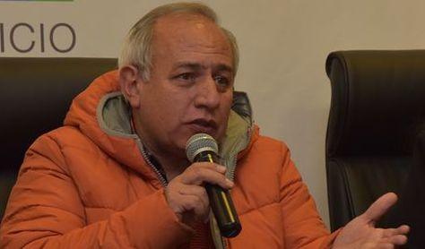 El vocal del TSE Antonio Costas
