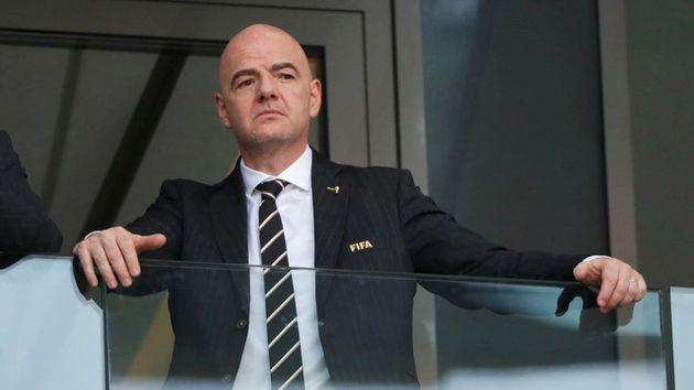 Infantino y la modificación que quiere hacer al código de ética de la FIFA