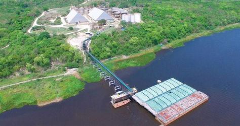 Hidrovía. Jennefer, el puerto boliviano para elAtlántico.