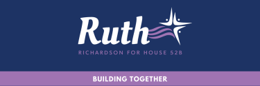 Door Knocking for Ruth for House -Keep Up the Momentum!