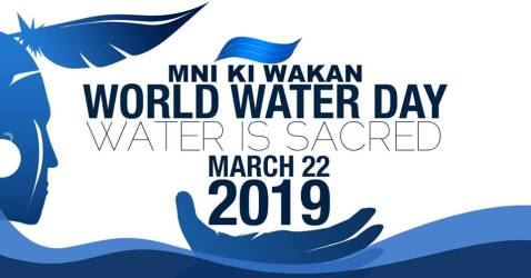 World Water Day: Water is Sacred
