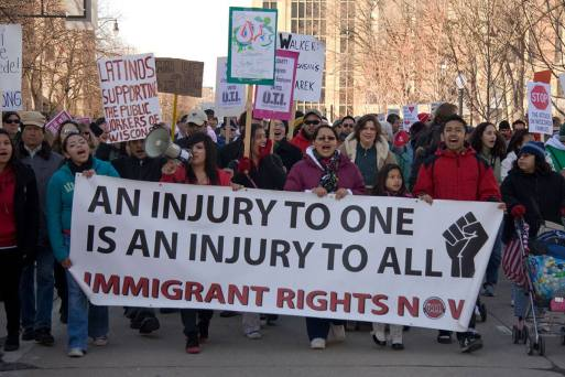 The Labor Movement and the Fight for Immigrant Rights @ East Side Freedom Library