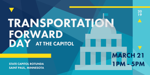 Transportation Forward Day at the Capitol @ Minnesota State Capitol