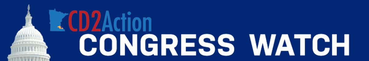 CD2 Congresswatch