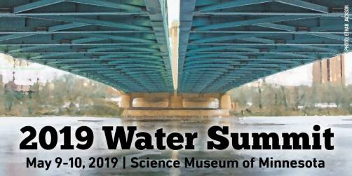 2019 Water Summit @ Science Museum of Minnesota (Saint Paul, MN)