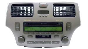 02 03 04 05 06 Lexus ES330 ES300 Radio Tape Repair 6 CD