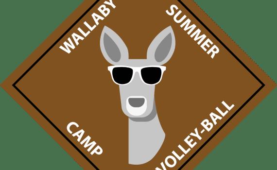 logo wallaby summer camp 2020