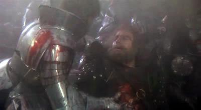 Lanzarote muere en brazos de Arturo