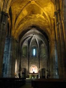 Inside St. Victor.