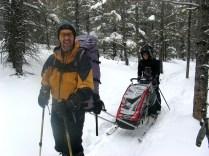 Team Dan4th on the trail!