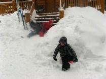 Snow Cave!