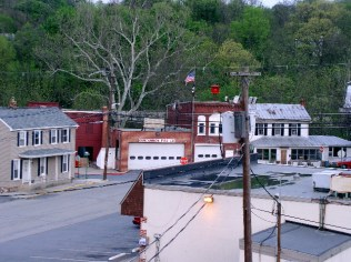 The wonderful town of Duncannon, PA
