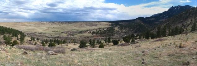 April 9th: a new connection near Eldorado Canyon