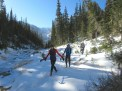 Mile 995: Nov. 29, RMNP Tourmaline Gorge
