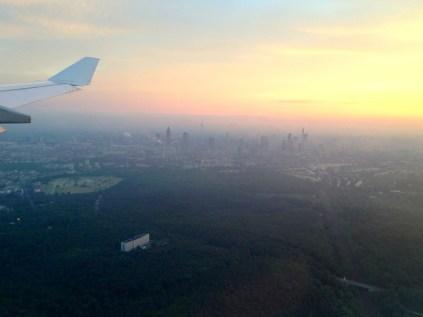 Good morning Frankfurt.
