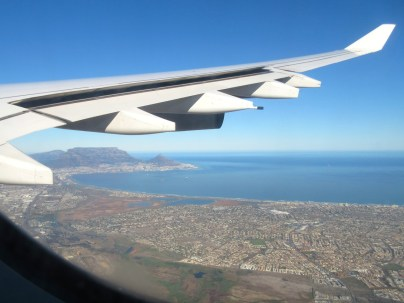 Welcome to Capetown!