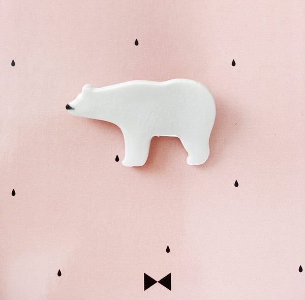 broche-ours-porcelaine CDA Petites Choses