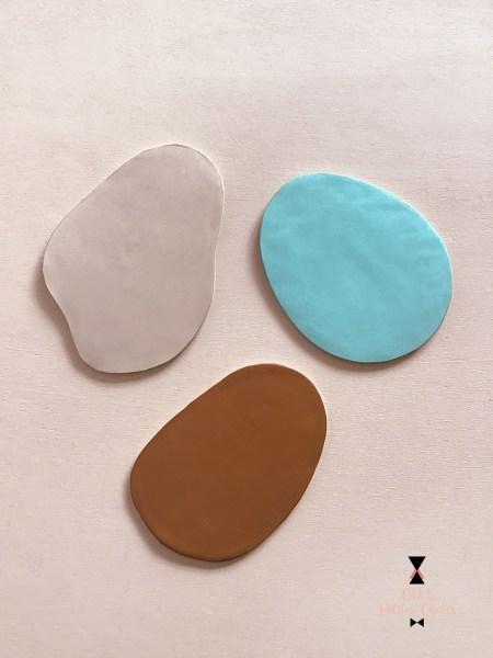 sous-verre-en cuir ARP CDA petites Choses