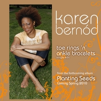 KAREN BERNOD: Toe Rings 'n' Ankle Bracelets - Single