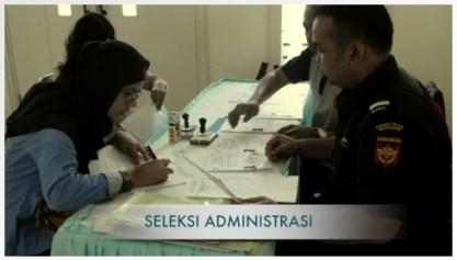 1. Seleksi Administrasi