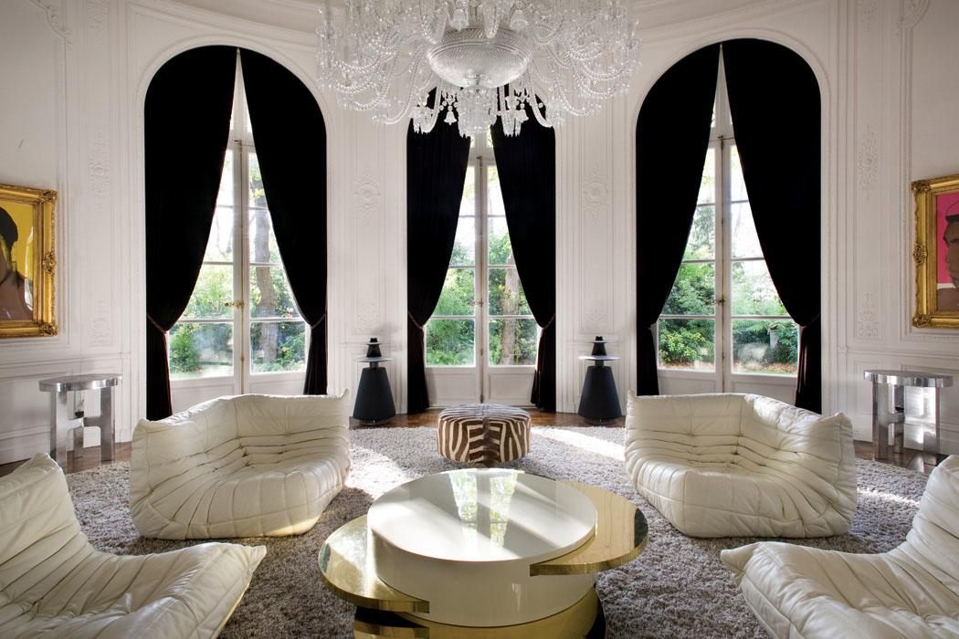Lenny Kravitz Transforms His Private Parisian Residence