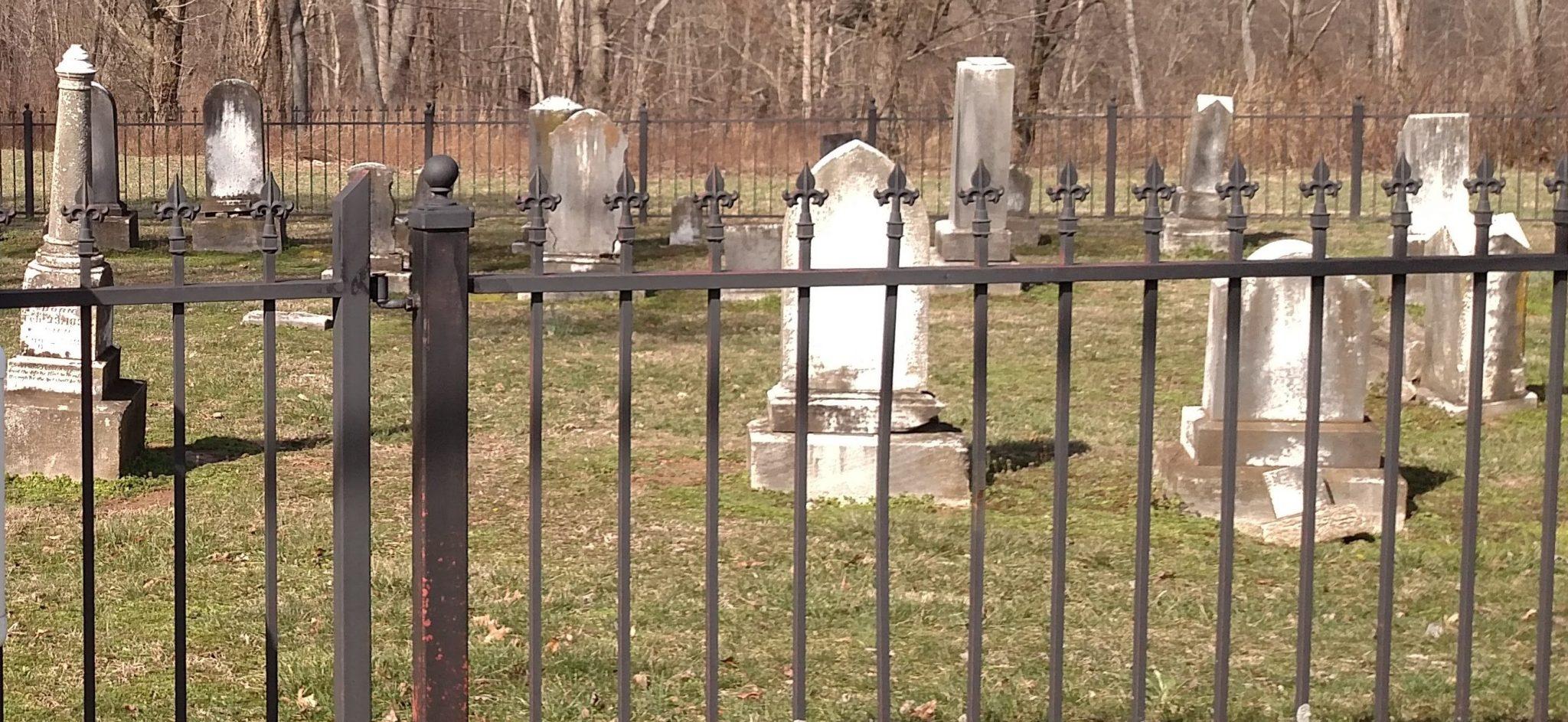 Cemetery in Clarksville, TN, War and Sacrifice
