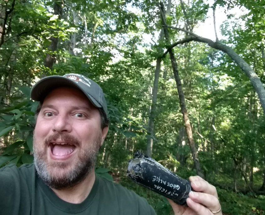 Crazy Dave Geocaching