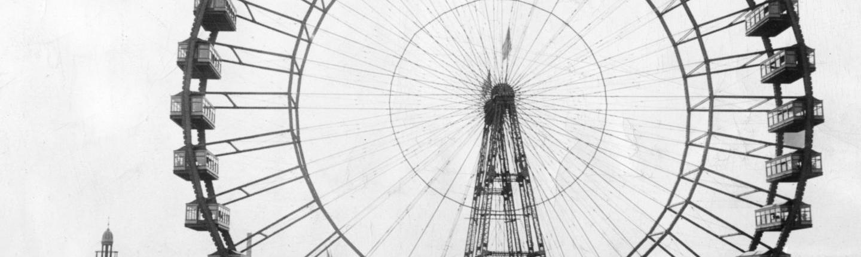 Original Ferris wheel