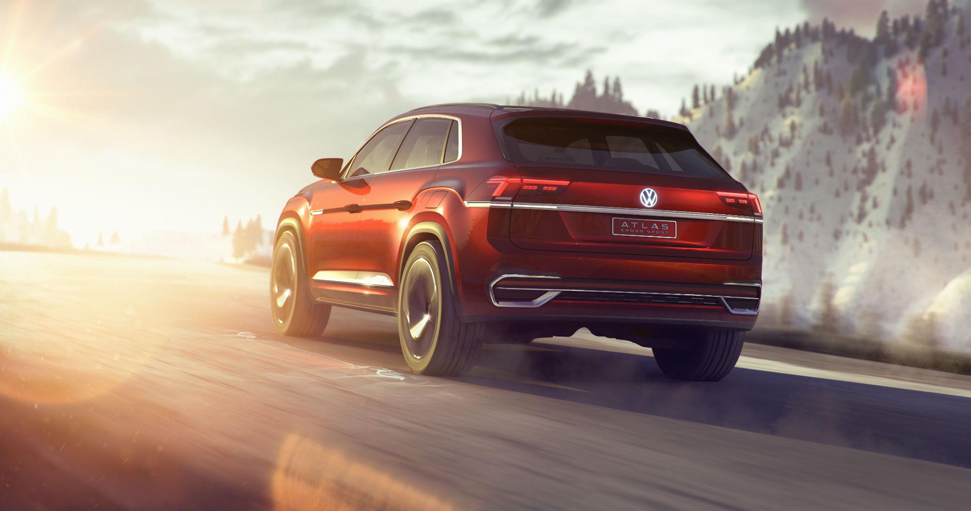 2019 Volkswagen Atlas Cross Sport Preview Pricing