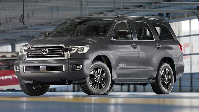 2019 toyota sequoia: preview & release date
