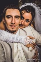 Photographies des Mariés - Être lové dans ses bras