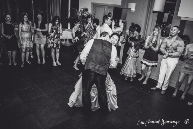Le vin d'honneur - le banquet - la soirée - La danse des Mariés