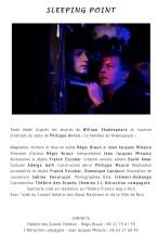 Photographies de spectacle art de la scène - L'Attraction Compagnie - CDE photographie