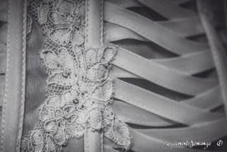 Photo de la Préparation de la Mariée - CDE Photographie - Robe de mariée