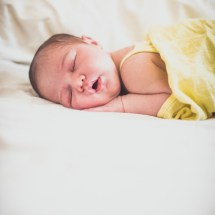Bébé qui dort - CDE-Photographie