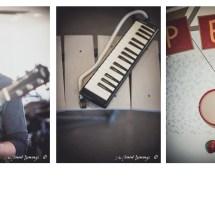 Instruments de musique - Détails photo