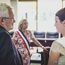 mariage complicité regards