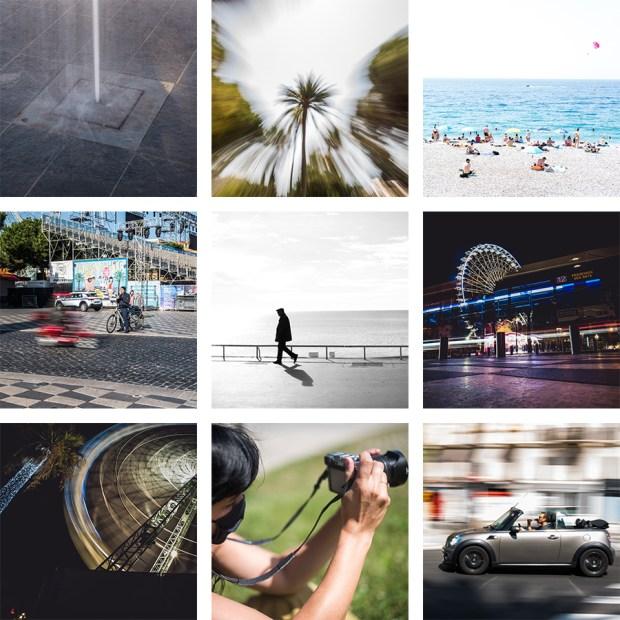 Cours de photographie à Nice pour débutants