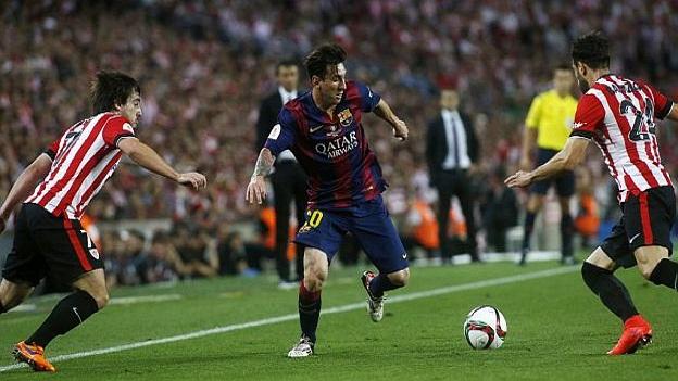 ¿Cómo describir el gol de Messi? (2/4)