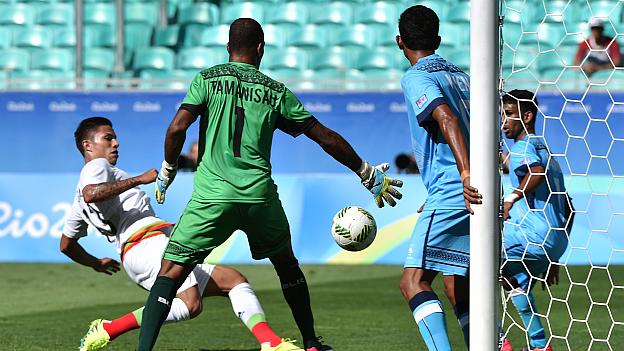 Resumen: Goles de México vs Fiji