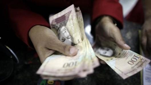 Resultado de imagen para dinero de venezuela y el mundo