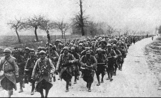 FF.AA. realizarán seminario sobre la Primera Guerra Mundial