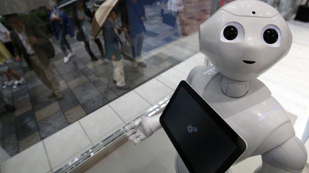 El robot Pepper se agotó un minuto después de salir a la venta