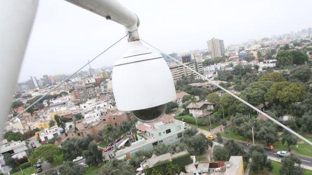 Estos espacios deberán contar con cámaras de vigilancia