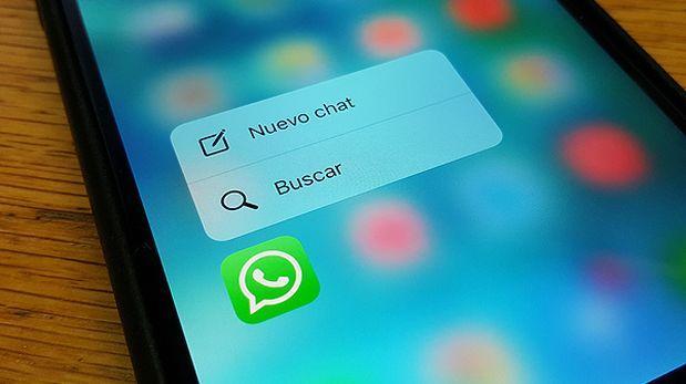 WhatsApp: actualización incorpora nuevas funciones de iPhone 6s