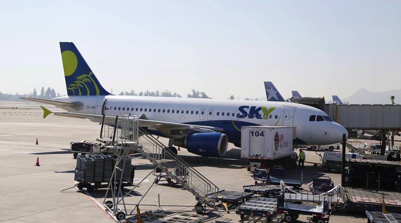 Resultado de imagen para sky airline