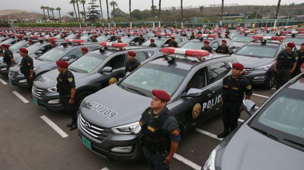 Perú compra más de 2 mil patrulleros inteligentes a Corea