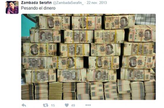 México: 85 hijos de narcos que muestran sus lujos en Internet