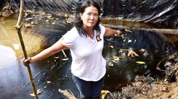Keiko Fujimori no cambiará su estrategia de campaña