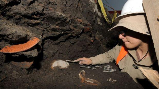 México: Hallan restos prehispánicos de 700 años de antigüedad